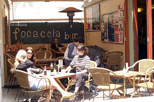 Focaccia Bar - Accommodation Tasmania