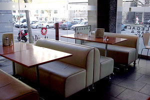 Legals Cafe and Bar - Accommodation Tasmania