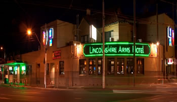 Lincolnshire Arms Hotel - Accommodation Tasmania