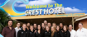 The Crest Hotel Sylvania - Accommodation Tasmania