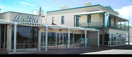 Henley Beach Hotel - Accommodation Tasmania