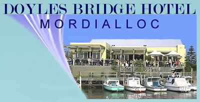 Doyles Bridge Hotel - Accommodation Tasmania