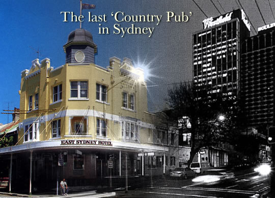 East Sydney Hotel - Accommodation Tasmania