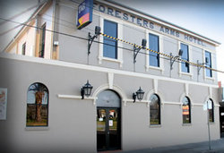 Castello's Foresters Arms Hotel - Accommodation Tasmania
