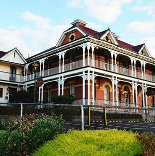 Old England Hotel - Accommodation Tasmania