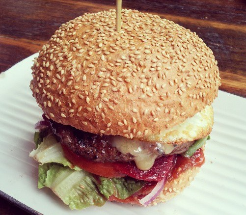Grill'd Healthy Burgers - Accommodation Tasmania