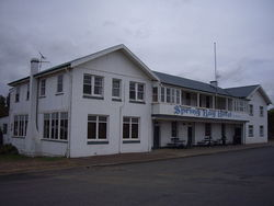 Spring Bay Hotel - Accommodation Tasmania