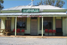 The Logan Pub - Accommodation Tasmania