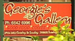Georgies Cafe Restaurant - Accommodation Tasmania