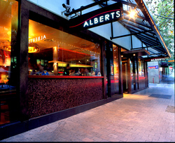 Alberts - Accommodation Tasmania