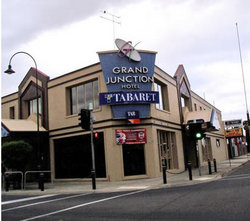 Grand Junction Hotel - Accommodation Tasmania
