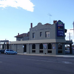 Royal Exchange Hotel - Accommodation Tasmania