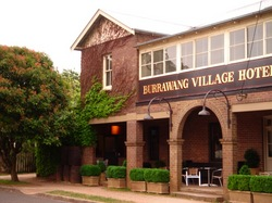 Burrawang Village Hotel - Accommodation Tasmania