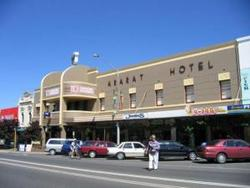 Ararat Hotel - Accommodation Tasmania