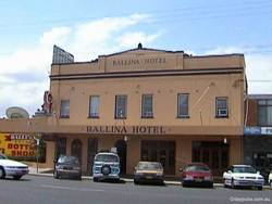 Ballina Hotel - Accommodation Tasmania