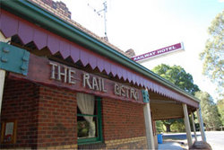 Railway Hotel - Accommodation Tasmania
