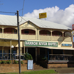 Barron River Hotel - Accommodation Tasmania