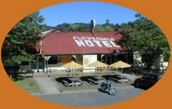 The Flowerdale Hotel - Accommodation Tasmania