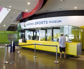 National Sports Museum At The MCG - Accommodation Tasmania