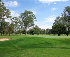 Singleton Golf Club - Accommodation Tasmania