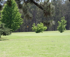 Inverell Golf Club - Accommodation Tasmania