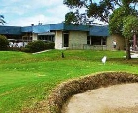 Vincentia Golf Club - Accommodation Tasmania