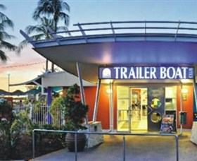 Darwin Trailer Boat Club - Accommodation Tasmania