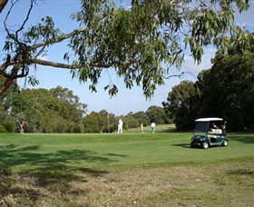 Leongatha Golf Club - Accommodation Tasmania