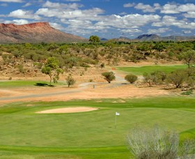 Alice Springs Golf Club - Accommodation Tasmania