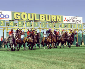 Goulburn and District Racing Club - Accommodation Tasmania