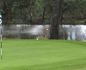 Hepburn Springs Golf Club - Accommodation Tasmania