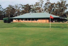 Echunga Golf Club Incorporated - Accommodation Tasmania