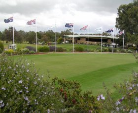 Tocumwal Golf Club - Accommodation Tasmania