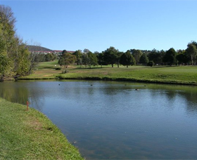 Capital Golf Club - Accommodation Tasmania