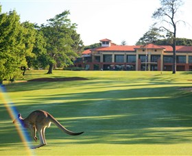 Royal Canberra Golf Club - Accommodation Tasmania