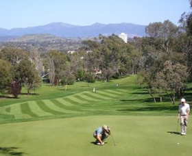 Fairbairn Golf Club - Accommodation Tasmania