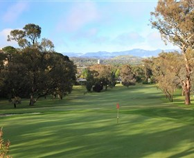 Federal Golf Club - Accommodation Tasmania