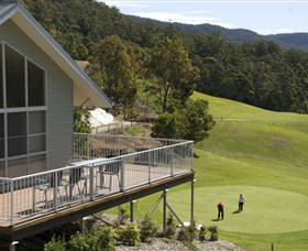 Kangaroo Valley Golf Club - Accommodation Tasmania