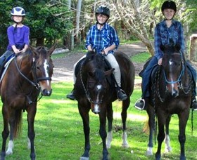 Kings Creek Saddle Club - Accommodation Tasmania