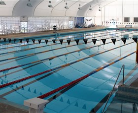 Canberra Olympic Pool and Health Club - Accommodation Tasmania