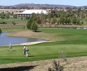 Gungahlin Lakes Golf and Community Club - Accommodation Tasmania