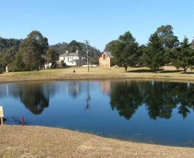 Antill Park Country Golf Club - Accommodation Tasmania