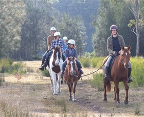 Horse Riding at Oaks Ranch and Country Club - Accommodation Tasmania
