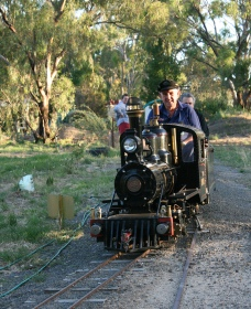 Jerilderie Steam Rail and Heritage Club Inc - Accommodation Tasmania