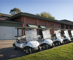 Country Club Tasmania Golf Course - Accommodation Tasmania