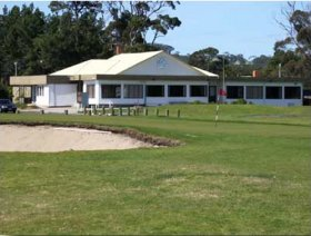 Seabrook Golf Club - Accommodation Tasmania