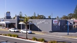 Bellevue Hotel Tuncurry - Accommodation Tasmania