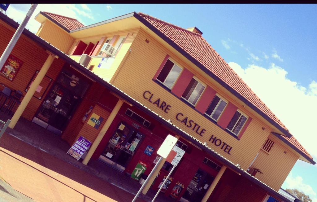 Clare Castle Hotel - Accommodation Tasmania