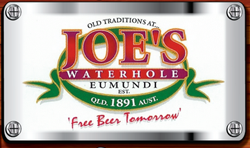 Joe's Waterhole Hotel - Accommodation Tasmania