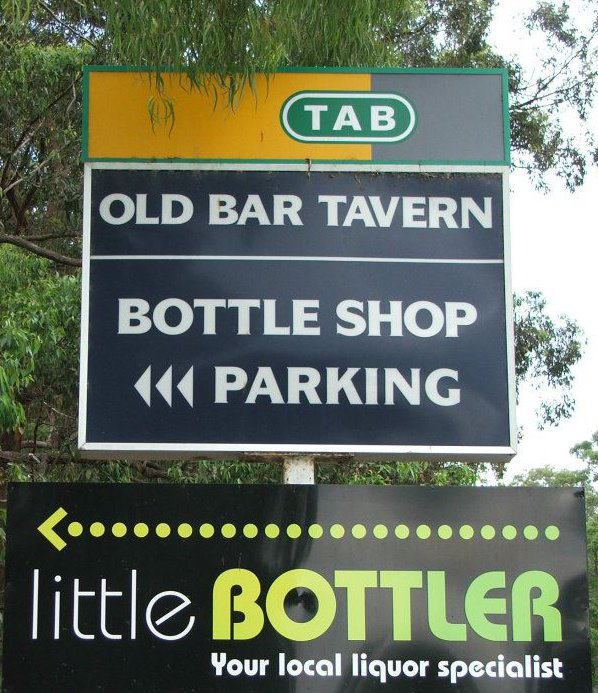 Old Bar Tavern - Accommodation Tasmania